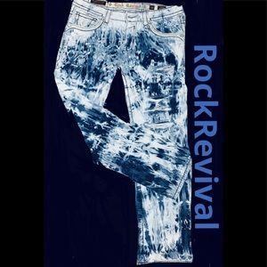 Men's RockRevival jeans